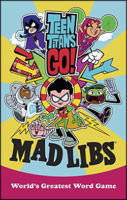 Mad Libs by Eric Luper