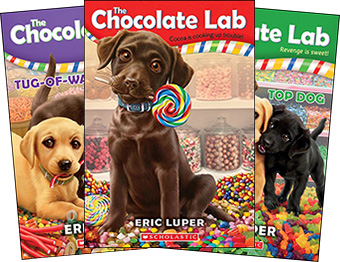 The Chocolate Lab by Eric Luper